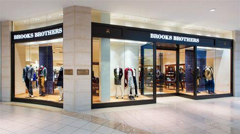 Brooks Brothers #LuxuryShopping #TurnberryLife