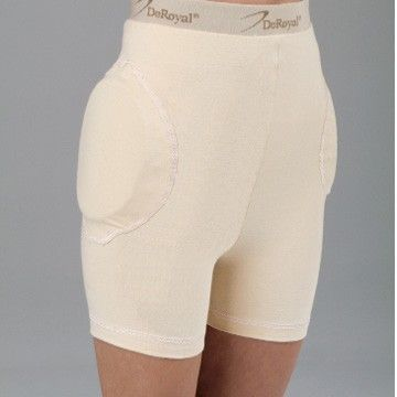 DeRoyal Hip Fracture Protector - The hip fracture protector covers the critical hip fracture area, absorb the impact of falls and protects the hip bones from damage, recommended for patients at risk of falling or suffering from hip fractures. A$57.95.