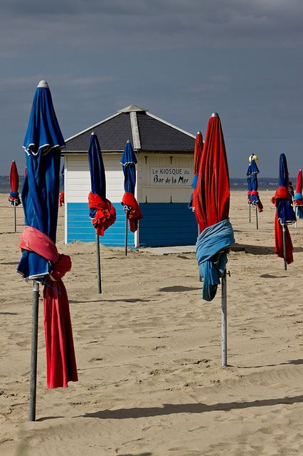Escapade normande, l'été à la plage à 2 h de Paris, Deauville, les planches - Normandie