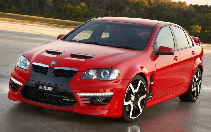 2009 HSV GTS E Series 2 (based on the Holden VE Commodore)