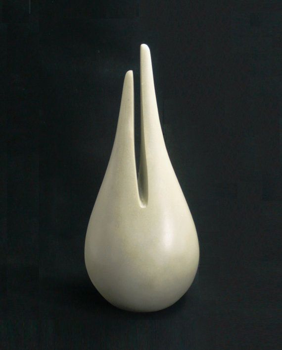 Abstract Sculpture Carrara Marble Powder and by JeemadoDecor, €85.00