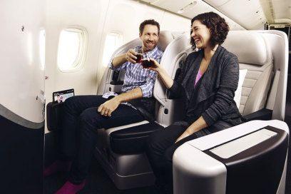 """""""Airlineratings.com"""" hat die besten Fluglinien der Welt gekürt. Auch Lufthansa schaffte es unter die Top 10. Die Sieger in den einzelnen Kategorien."""