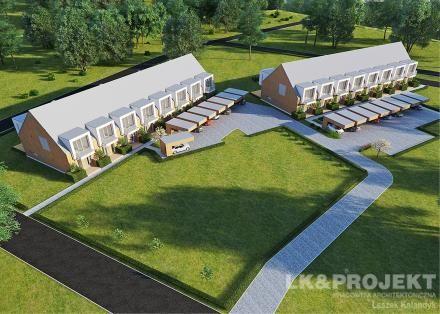Projekty domov LK Projekt LK-1217 Predné obrázok
