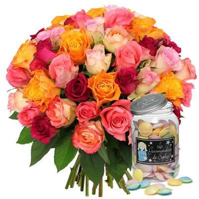 Un cadeau de dernière minute ? On pense facilement à offrir des fleurs, la livraison à domicile est devenue tellement facile avec Internet… Mais avez-vous pensé à la petite touche sucrée qui fera t…