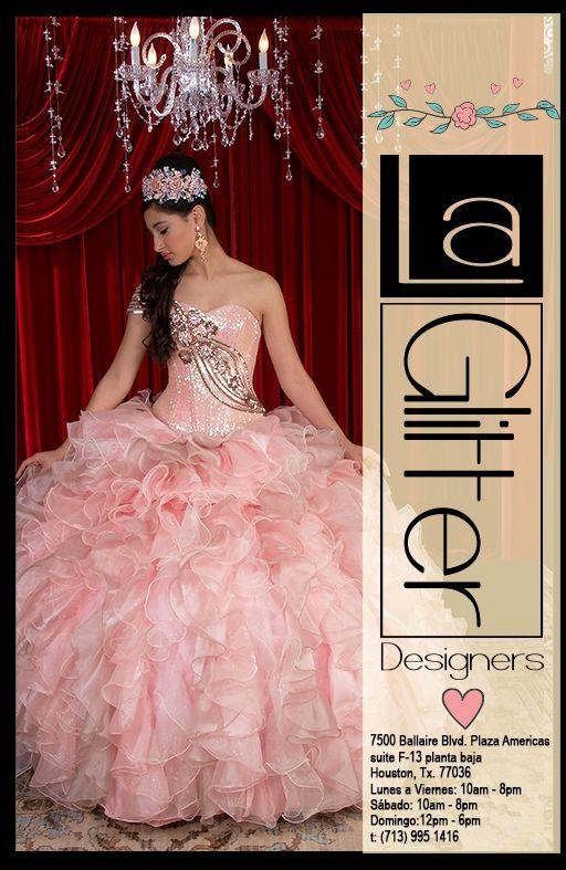 The 26 best Vestidos de Quinceanera | Quinceanera Dresses images on ...