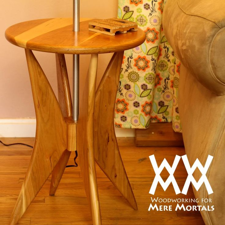 woodworking plans for table lamps woodworking projects With building a cherry wood floor lamp retro style