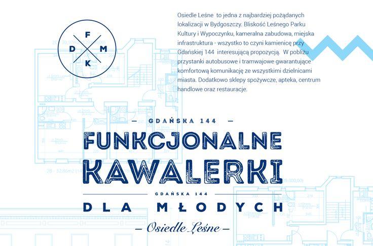 Funkcjonalne kawalerki w Bydgoszczy dla młodych