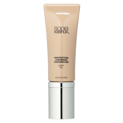 """Best Foundation - Sonia Kashuk Perfecting Luminous foundation, $10; at Target. """"Brighten a ho-hum complexion with an illuminator and foundation in one - it evens out skintone, covers blemishes and contains skin-healthy ingredients. Testers loved how light it felt and reported a boost in the appearance of their skin."""": Buys 2012, Makeup, Nail Ideas, Light"""