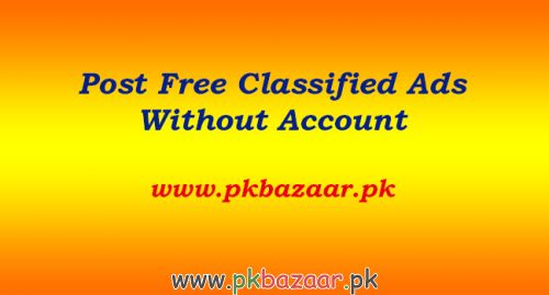 Top classified ad posting websites in Pakistan - Free classified ad posting websites - Classified Ad Pk Bazaar - Classifieds ad posting websites in Pakistan
