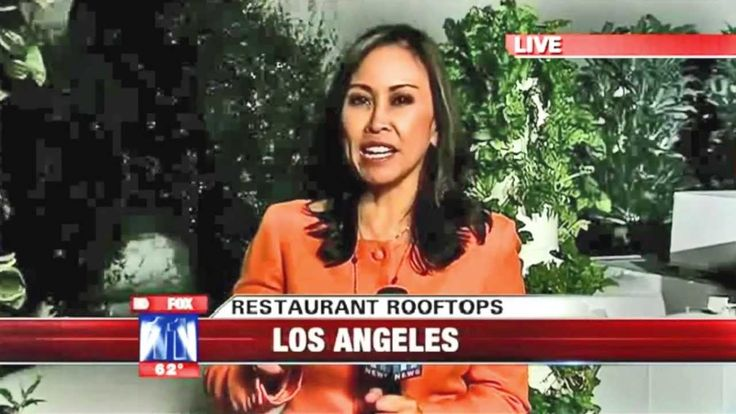 Rooftop Tower Garden Farm At Playa Rivera Restaurant In LA (+playlist)