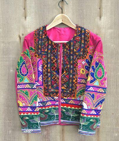 NEW The Vintage Banjara Jacket