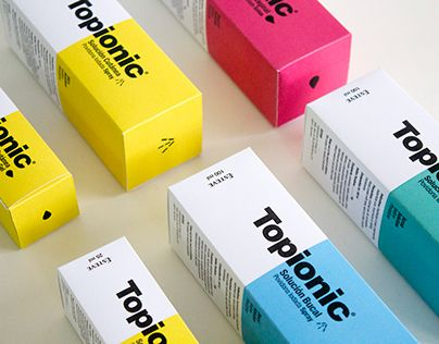 Topionic Packaging