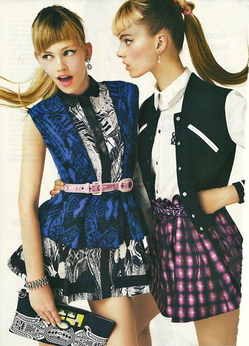 teen vogue #fashion #style