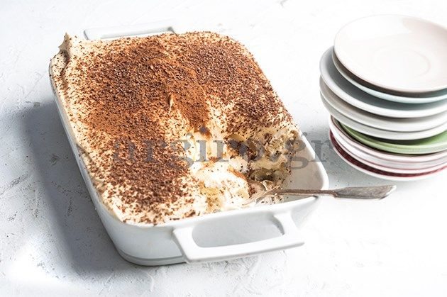 Tiramisu with chocolate! - Θεϊκό τιραμισού με σοκολάτα