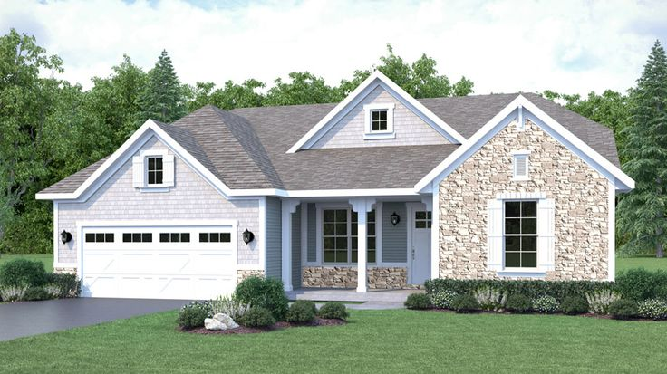 Wausau Homes Robson Floor Plan | House Plans | Pinterest | Craftsman, House  And Square Feet