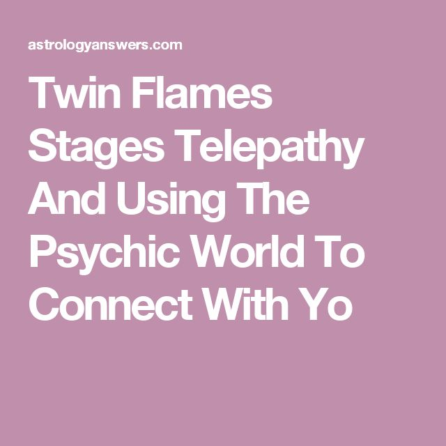 an analysis of telepathy Start studying interpersonal communications, chapters 1-4 learn vocabulary, terms, and more with flashcards, games, and other study tools learn vocabulary, terms, and more with flashcards, games, and other study tools.