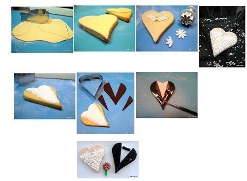 Pudding Cake Delicious Cookies Decorating Ideas Bread Brides Bride Groom Fondant Tutorial Wedding
