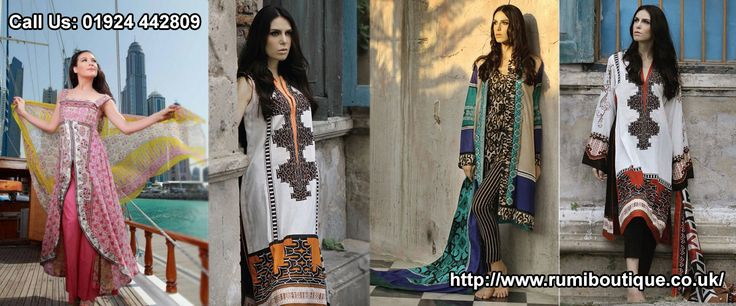 Rumi Boutique is a popular online shopping site in India and Pakistan. It sells new latest fashion for all people with reasonable rates. Rumi  boutique has Indian clothes delivered everywhere in world. 2A Oxford Road, Mount Pleasant, Batley, West Yorkshire, WF17 7PZ
