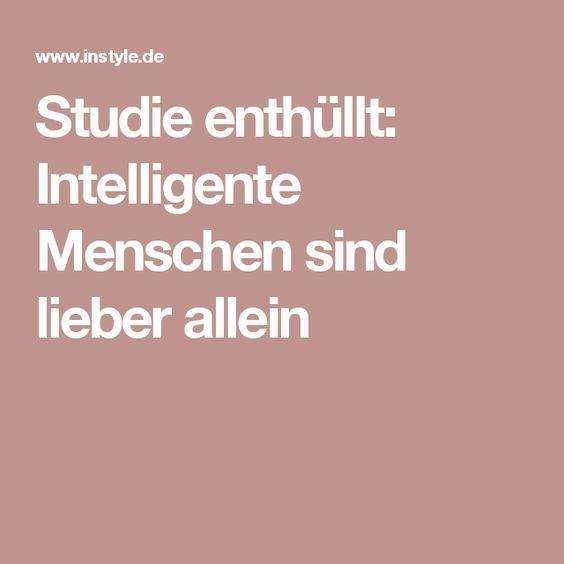 Studie enthüllt: Intelligente Menschen sind lieber allein