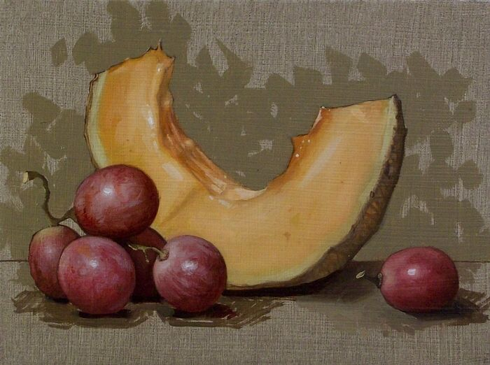 Cantaloupe by Clinton Hobart