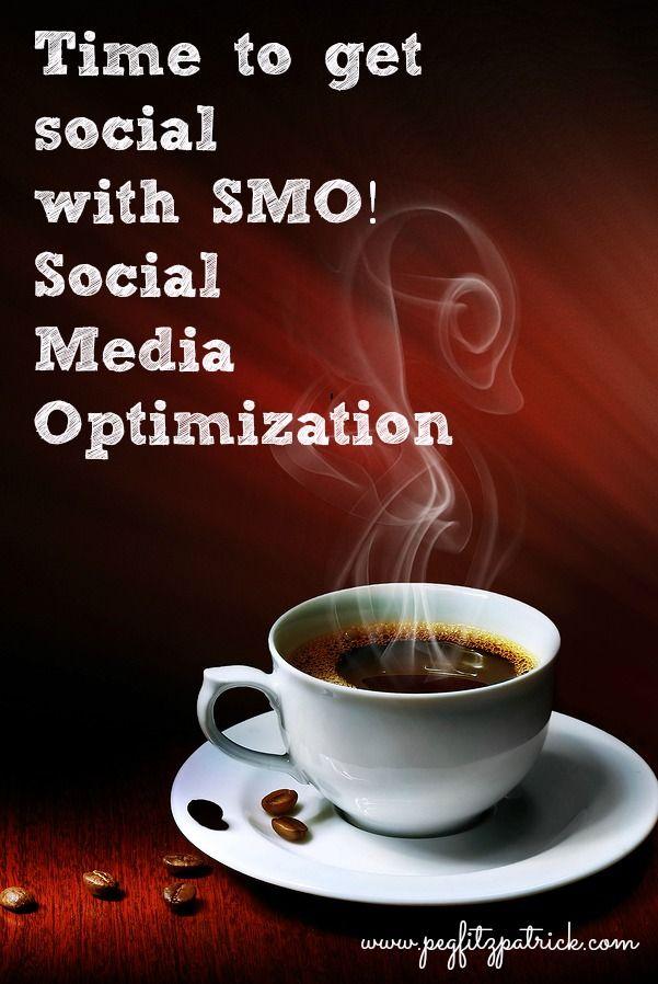 Goodbye #SEO, Hello #SMO (Social Media Optimization). More excellence from Peg Fitzpatrick.