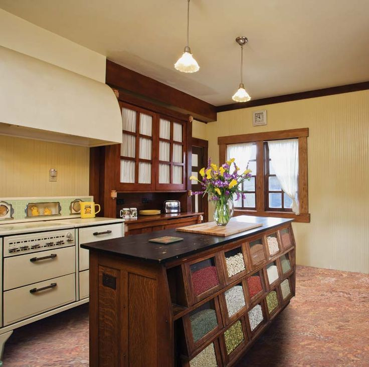 Inside An Experts Kitchen Restoration Bungalow HomesBungalow
