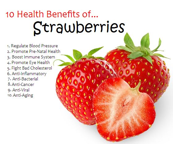 Strawberry Is Not Just A Delicious Fruit But Also A Very