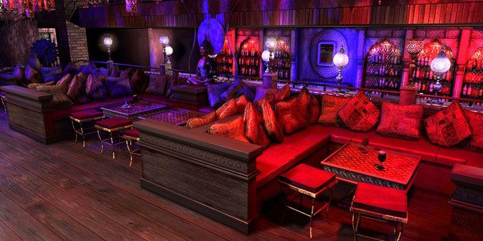 45 best images about decoraci n tem tica on pinterest - Decoracion de bares y restaurantes ...