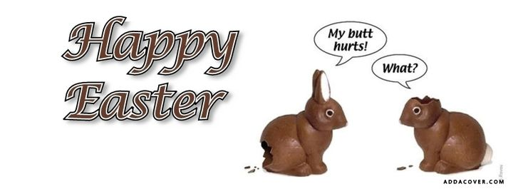 Funny Easter Bunnies Facebook Covers, Funny Easter Bunnies FB Covers, Funny Easter Bunnies Facebook Timeline Covers, Funny Easter Bunnies Facebook Cover Images