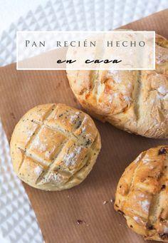La mejor receta de pan casero del mundo