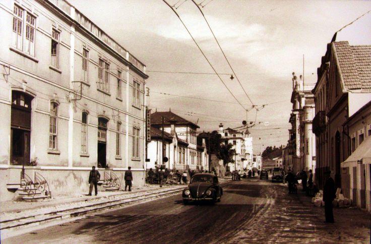 Coimbra Portugal - Antigo Hotel Oslo