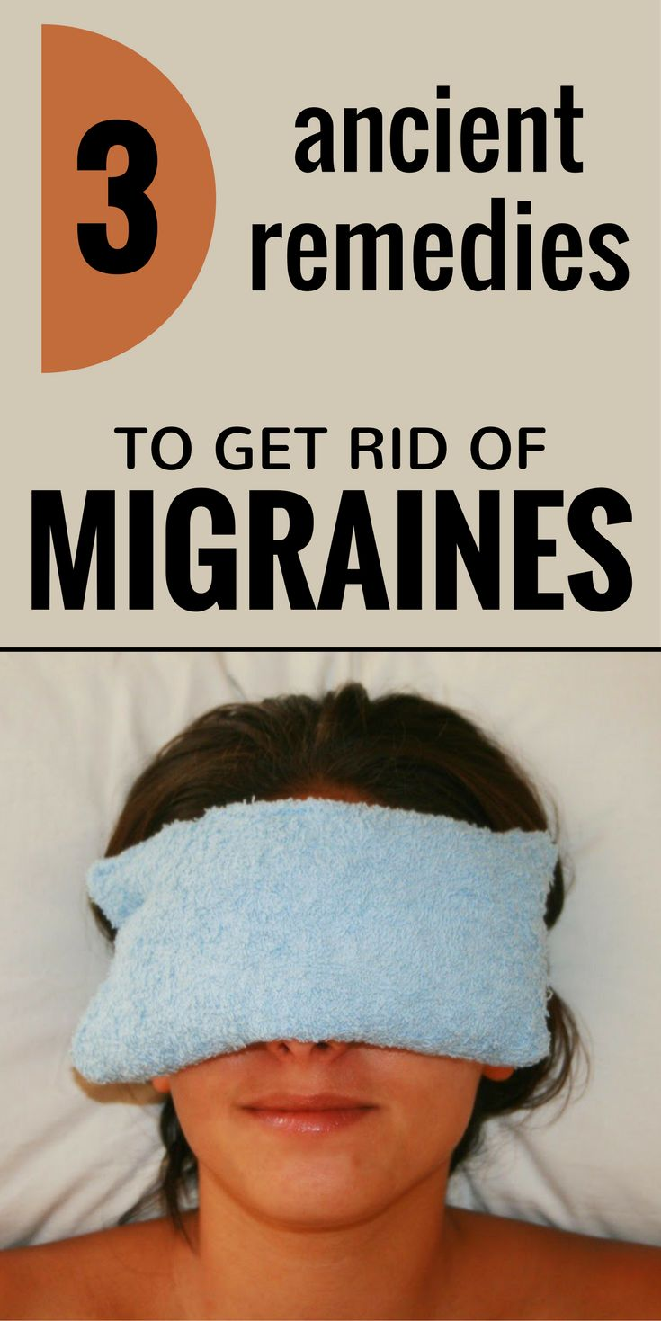 how to get rid of silent migraines