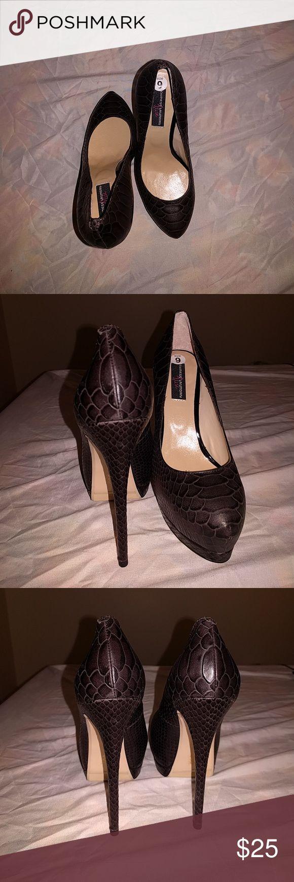 "NWOT Chinese Laundry 6"" heels NWOT Chinese Laundry 6"" heels Chinese Laundry Shoes Heels"