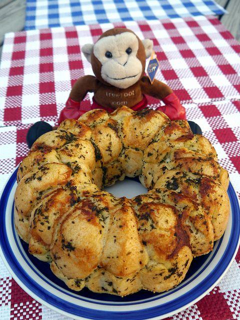 Pepperoni Pizza Monkey Bread (0026) by smiteme, via Flickr