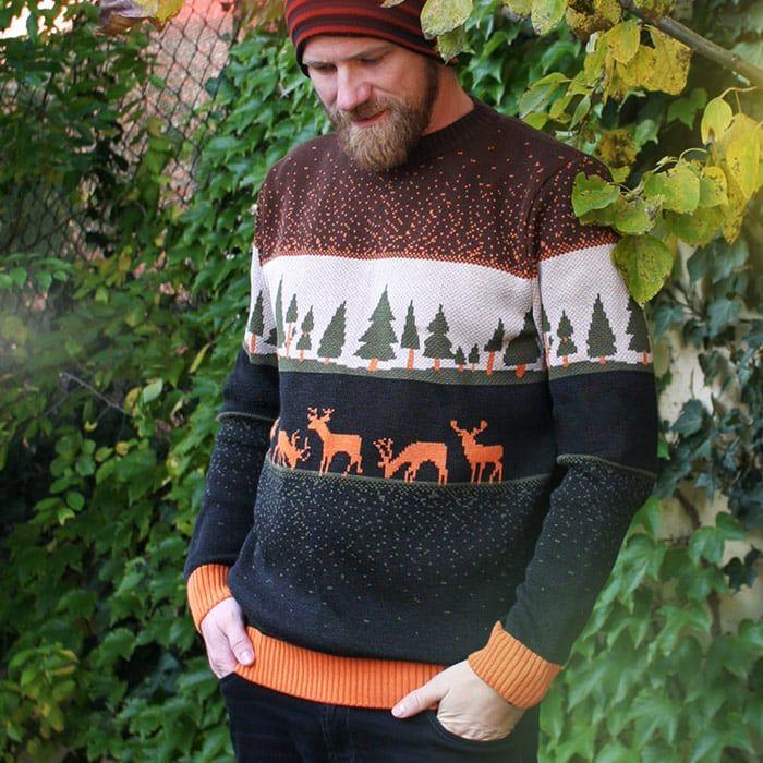 Svetrsjelenem.cz – Váš kvalitní svetr s jelenem