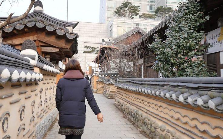 Beholder DS1 at Jeonju Hanok Village, KOREA/전주 한옥마을 골목길/GH4