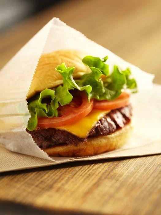 Shake Shack, NYC. Favorite burger! <3