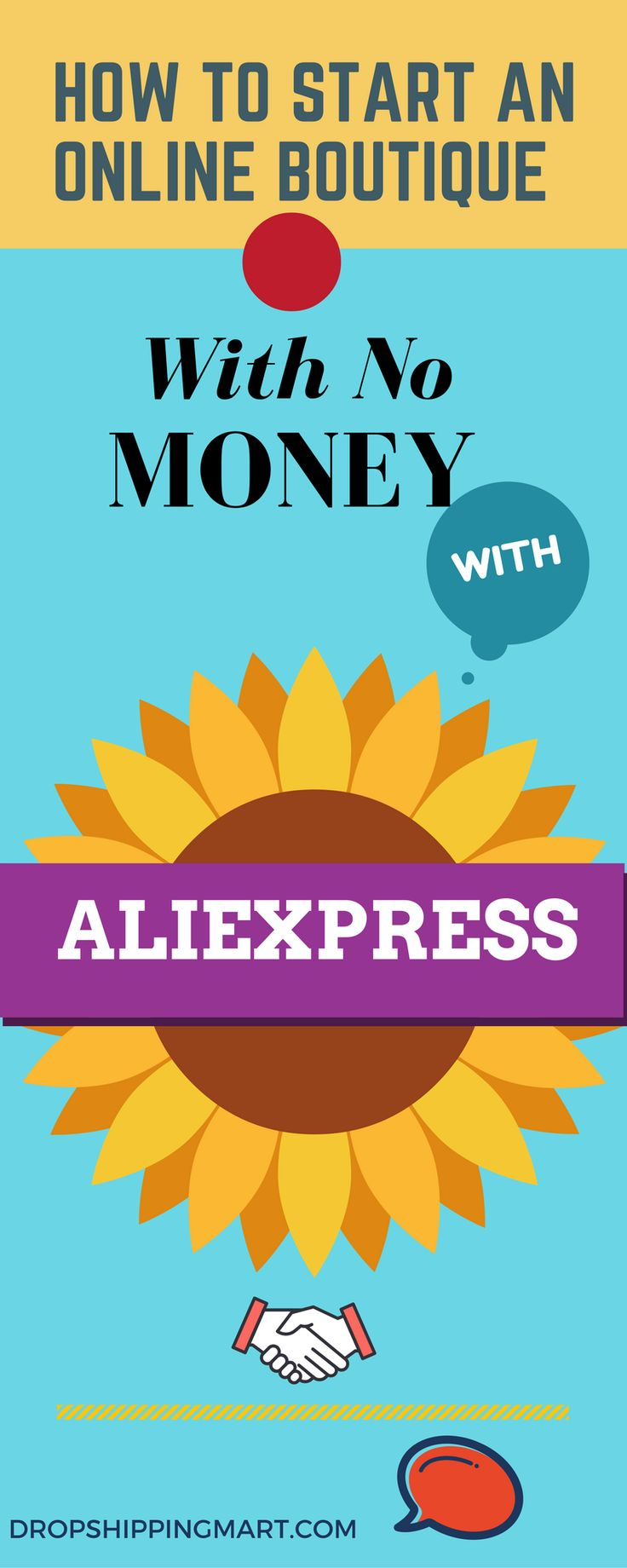 To start  a #onlineboutique with aliexpress you don't need money upfront  The options for starting a #dropshipping company .No Warehousing, No Upfront payment to wholesalers.. Handpicked suppliers who will work in pay as you go basis, so you only pay when you are paid by your customer. Hence almost zero capital required to start.#onlineboutique #onlinestore #onlineshop