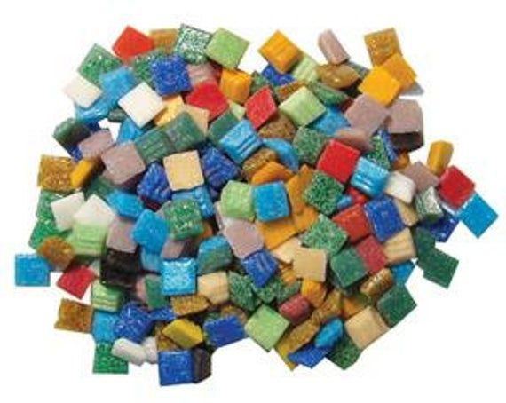 Venetian Glass Mosaic Tile Variety Mix Glass Mosaic Tiles