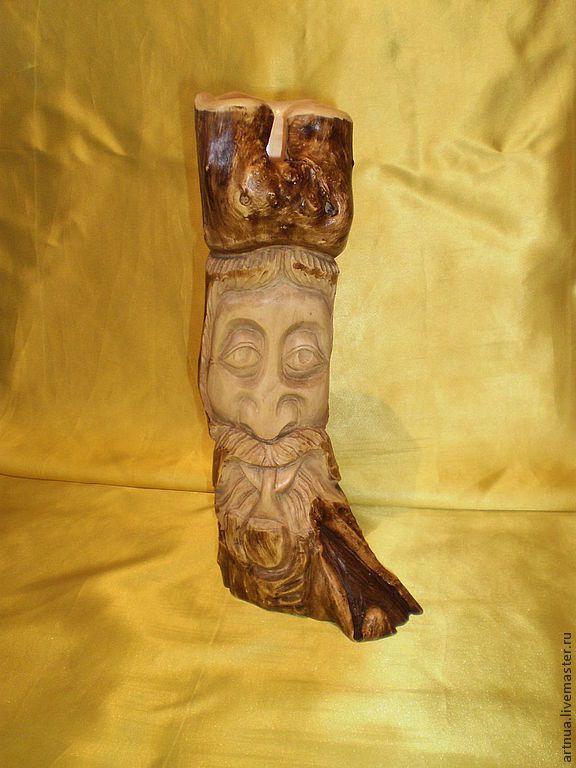 Купить Деревянная ваза из клена - коричневый, клен, ваза, ручная работа, эксклюзивная работа, подарок
