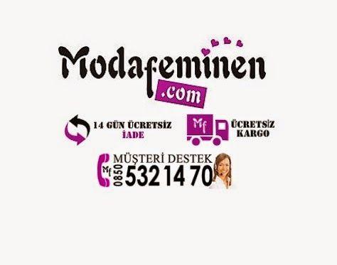 Keyifli Alışverişler! http://www.modafeminen.com #Yeni #Moda #Alisveris