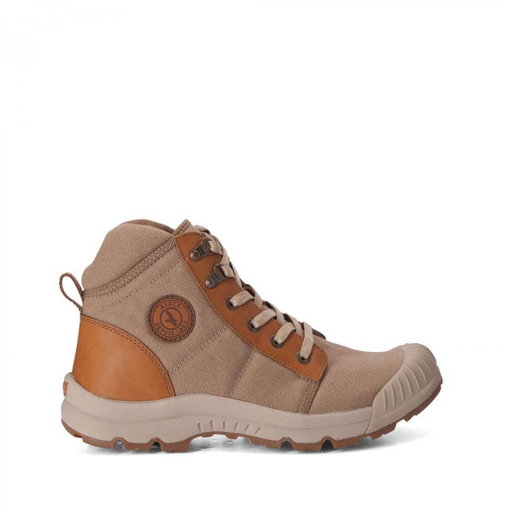 Chaussures HOMME DARK STONE/CAMEL TENERE® LIGHT - AIGLE