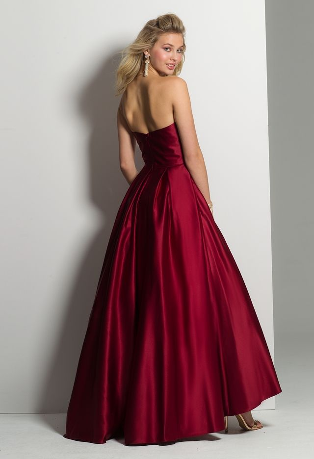 d21a14e14352 Brooklyn and Bailey Take Over Camille La Vie! | prom | Prom dresses ...