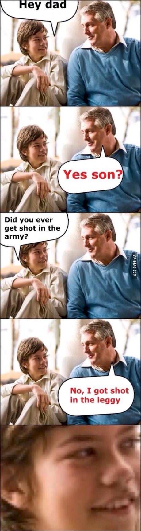 Dad joke is the best joke