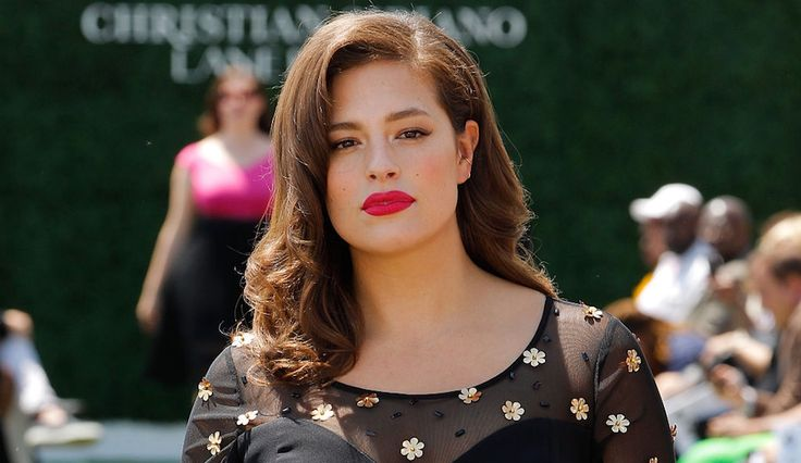 Ashley Graham Fat-Shamed By Agents Telling Her To Lose Weight