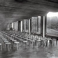 Viipuri Library auditorium, Alvar Alto, Wikipedia, the free encyclopedia