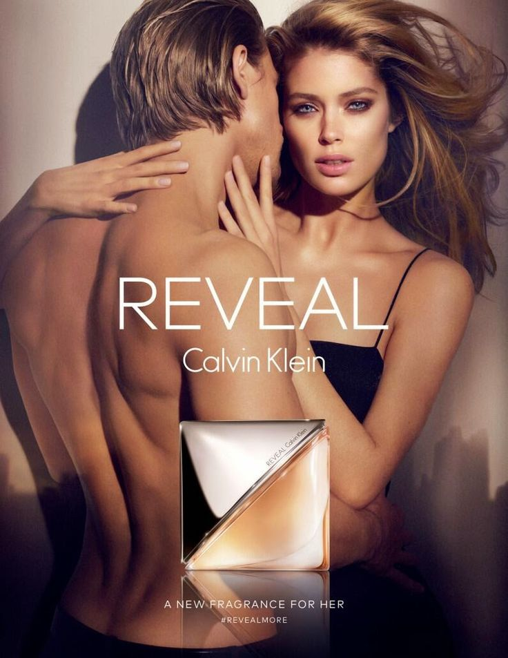 Reveal - The new fragance by Calvin Klein ♥