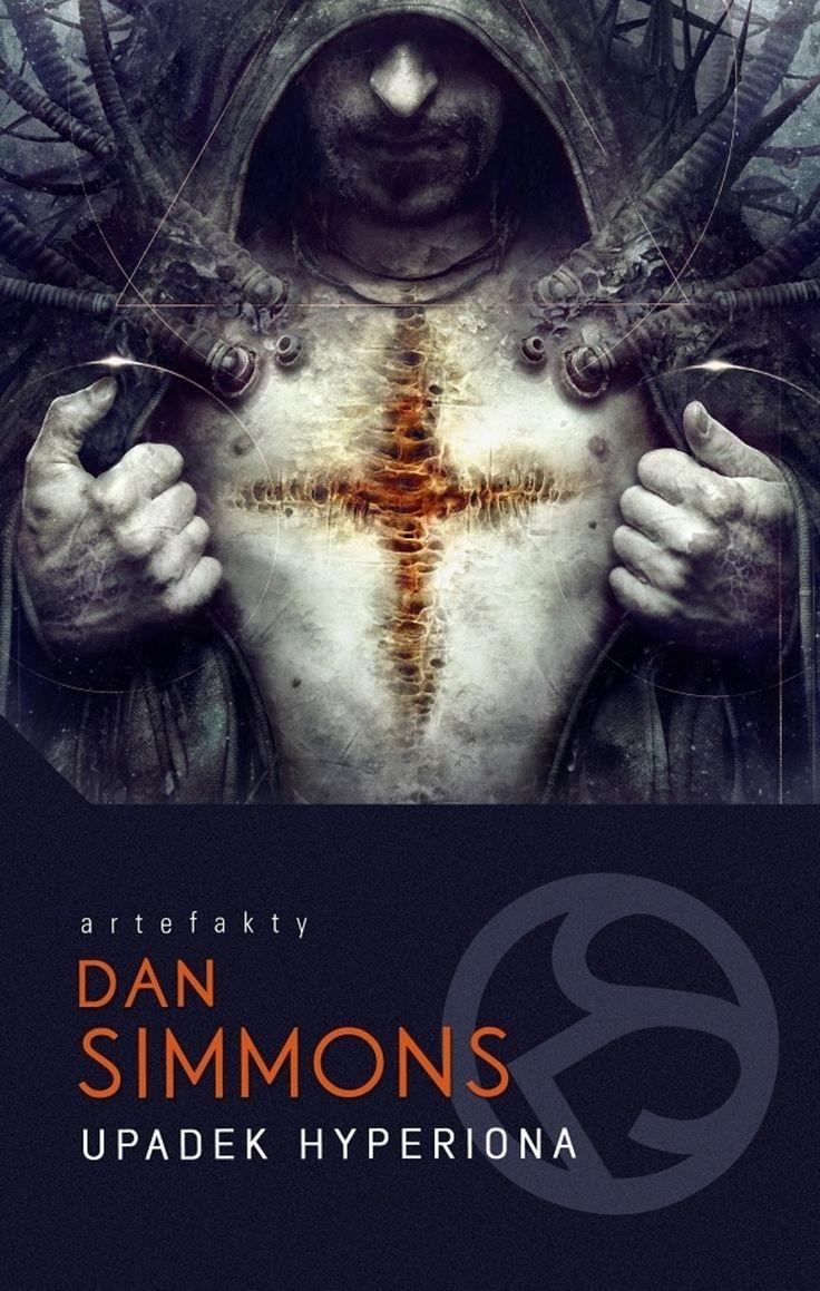 Upadek Hyperiona - Dan Simmons - swiatksiazki.pl