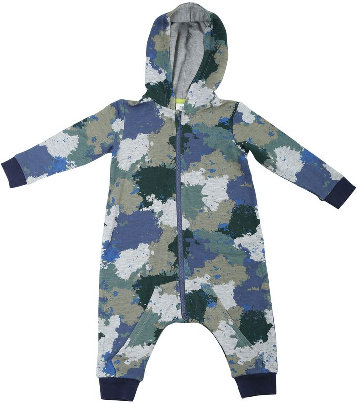 Egg Camouflage Jumpsuit