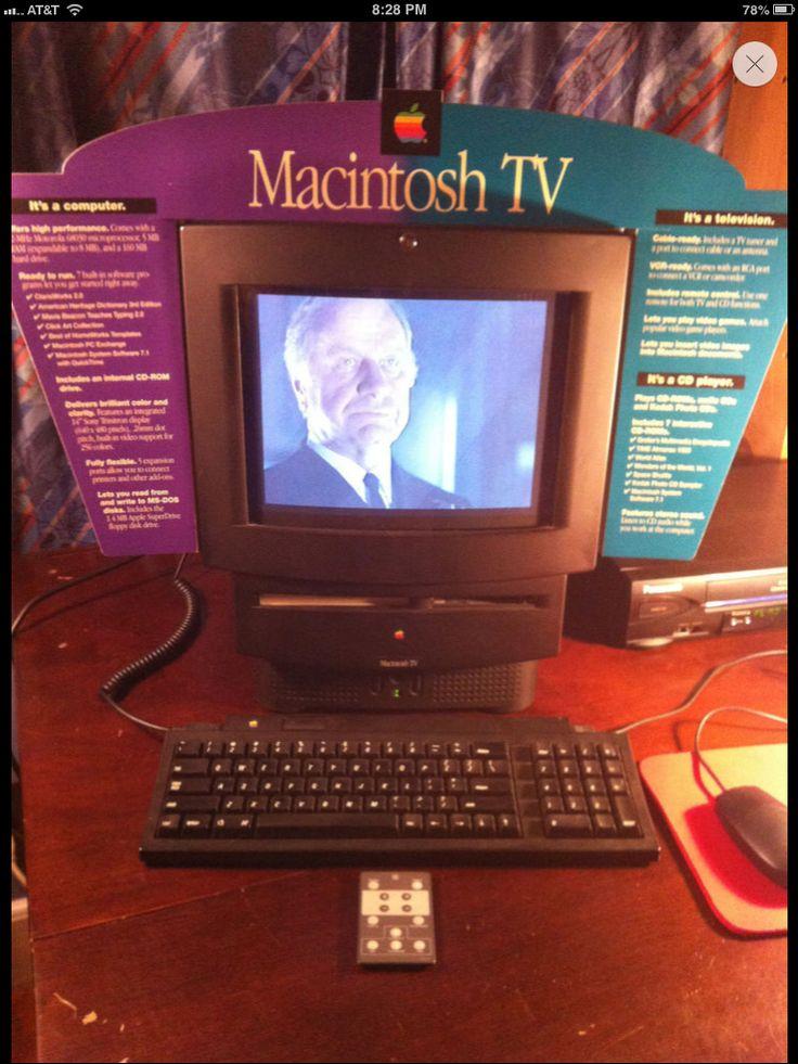 1993 Macintosh TV